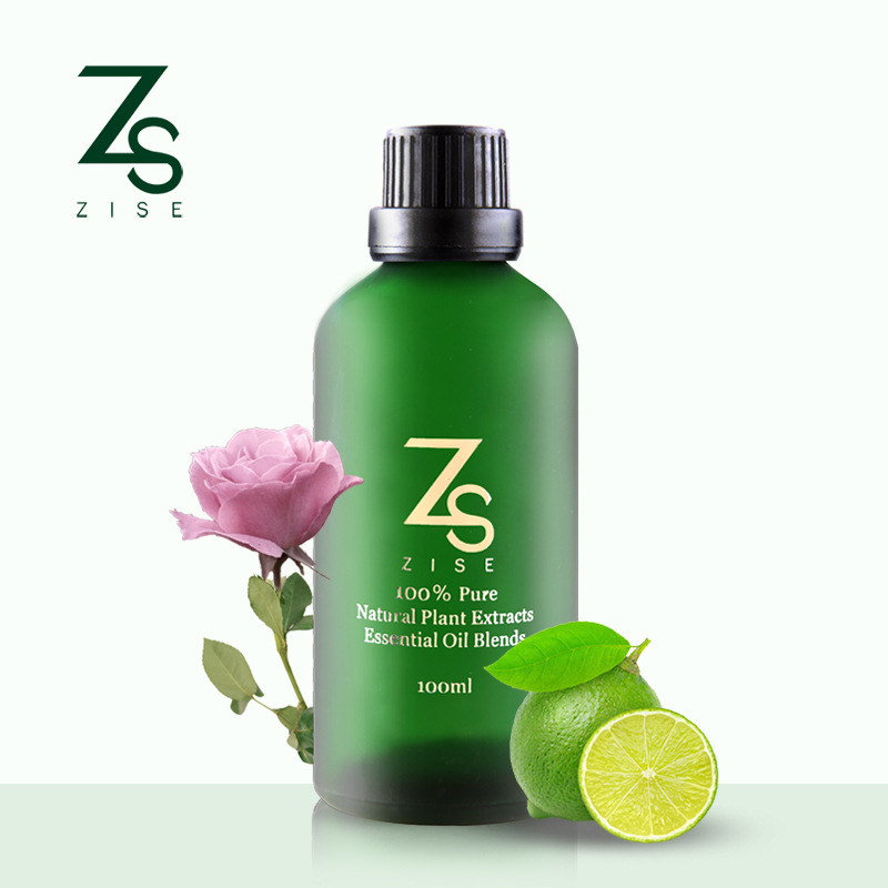 1 bouteilles Blanchiment complexe peau Huile De Massage 100 ml/Bag peau du visage, corps entier, push huile D'extraction spécial de plante essence