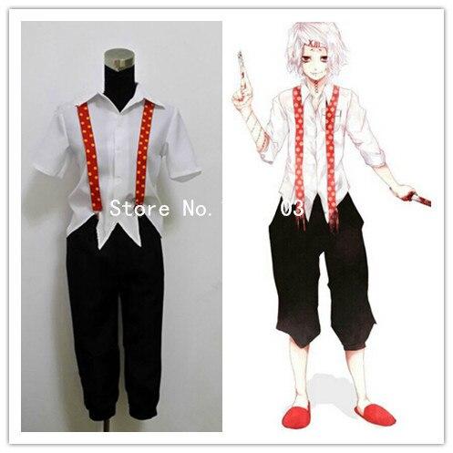 Tokyo Ghoul Juuzou Suzuya Cosplay Costume On Aliexpress Com