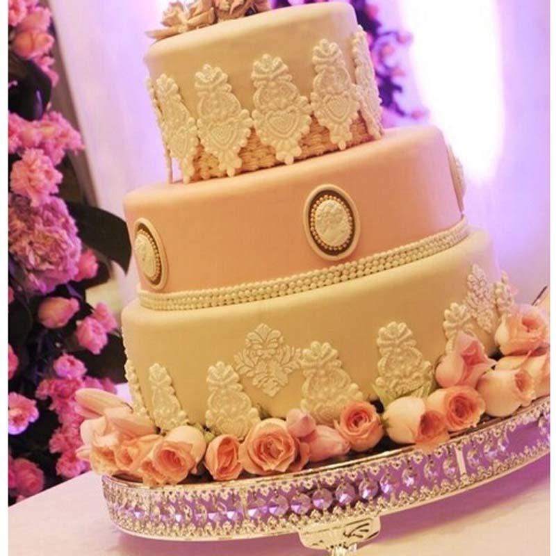 Ziua de naștere Tort de nunta Torturi de decorare pentru Decor Home - Produse pentru sărbători și petreceri