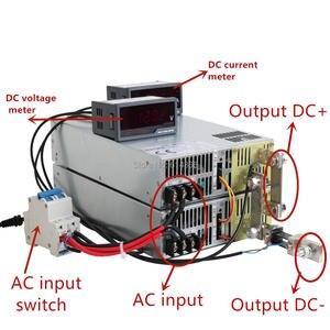 Image 2 - DC 68V 110V 150V 200V 250V 300V 350V Switching Power Supply 0 5v analog signal control Source Transformer ac dc PLC control