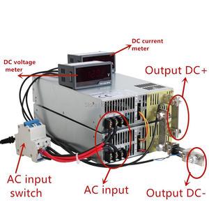 Image 2 - DC 68V 110V 150V 200V 250V 300V 350V de conmutación fuente de alimentación 0  transformador de fuente de control de señal analógica 5v control PLC ac dc