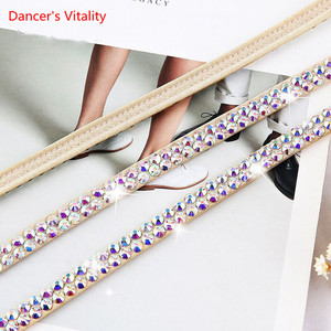 Image 4 - חדש סגנון בטן ריקוד סקסי האפט שרוולים בגדים העליונים + חצאית 2 pcs חליפת ריקודי בטן ריקוד סט בנות ריקוד סט