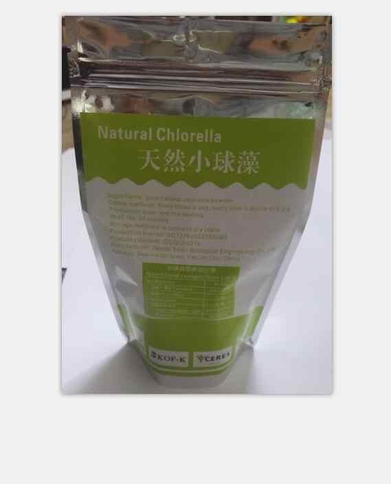 אורגני מוסמך מזון כיתה כלורלה ירוק אצות טבליות טבע Chlorophyta Vulgaris נגד עייפות אובדן משקל 150g 600 גלולות