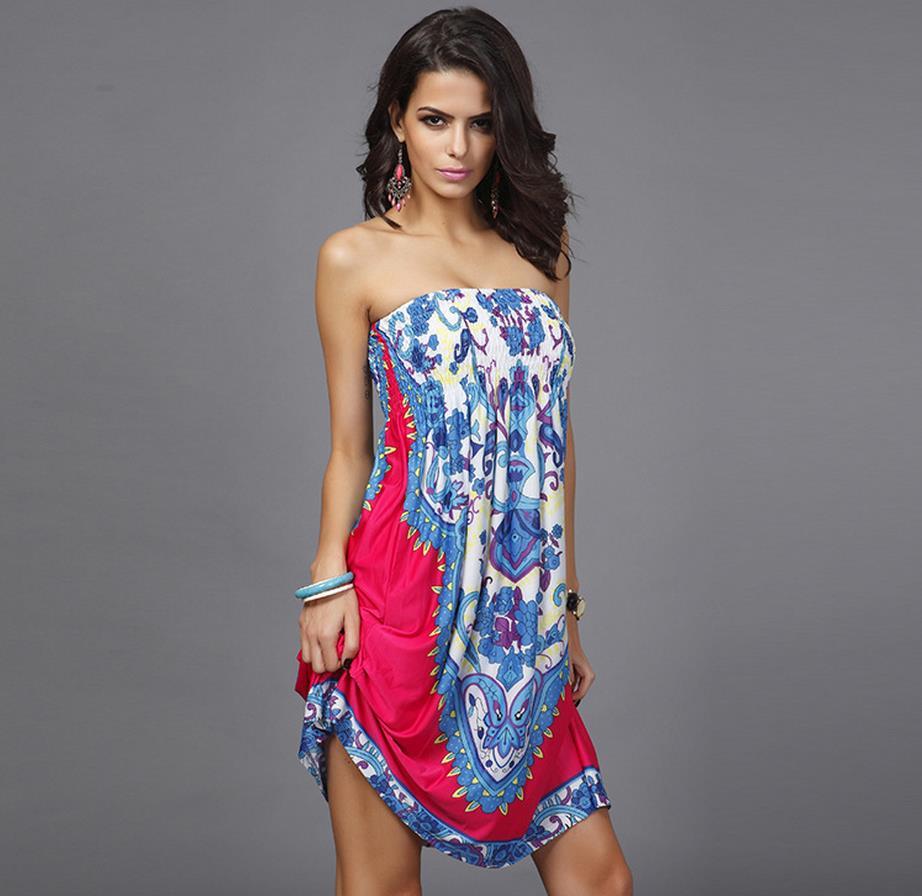 429645a38395b 2016 الصيف اللباس الشاطئ اللباس زائد الحجم vestido المرأة فستان طويل المرأة  أسود مثير الشيفون اللباس