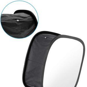 Image 3 - Difusor Softbox 23*23 para YONGNUO YN600L II YN900 YN300 YN300 III Panel de luz de vídeo Led filtro suave plegable