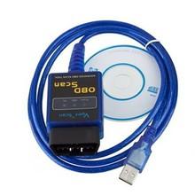 2016 Vgate Scan USB font b ELM327 b font OBD2 OBD 2 OBD Scan USB Interface