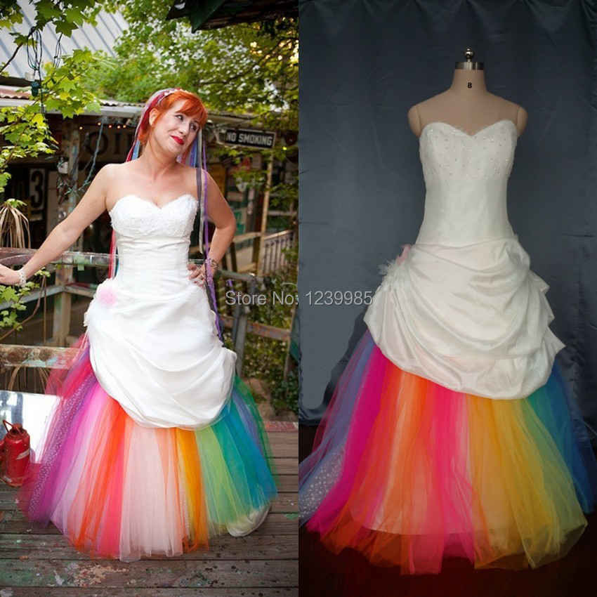 Aliexpress.com : Buy New Arrival Charming Wedding Dress ...