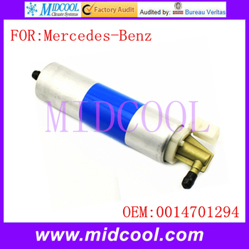 New Auto Electric Fuel Pump use OE NO. 0014701294 for Mercedes-Benz  W163 ML320 ML430