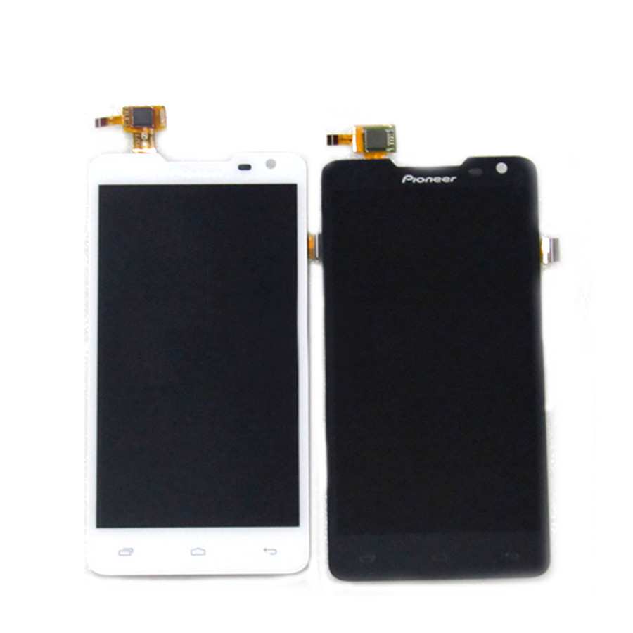 IN Stock 100% Tested Original LCD For Pioneer S90W Display Screen+Touch Panel Digitizer +tracking number