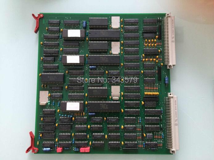 machine printed circuit board HAK,00.781.2191, offset