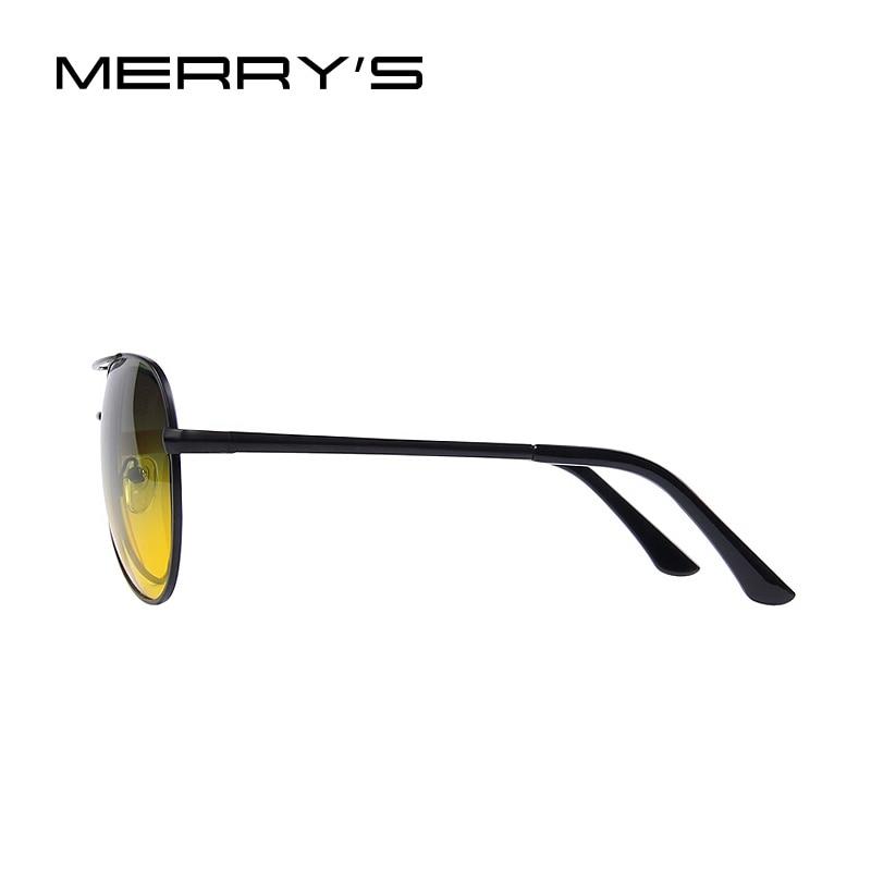 MERRY'in Moda Qütblü Xarici Sürücü Günəş gözlükləri, - Geyim aksesuarları - Fotoqrafiya 4