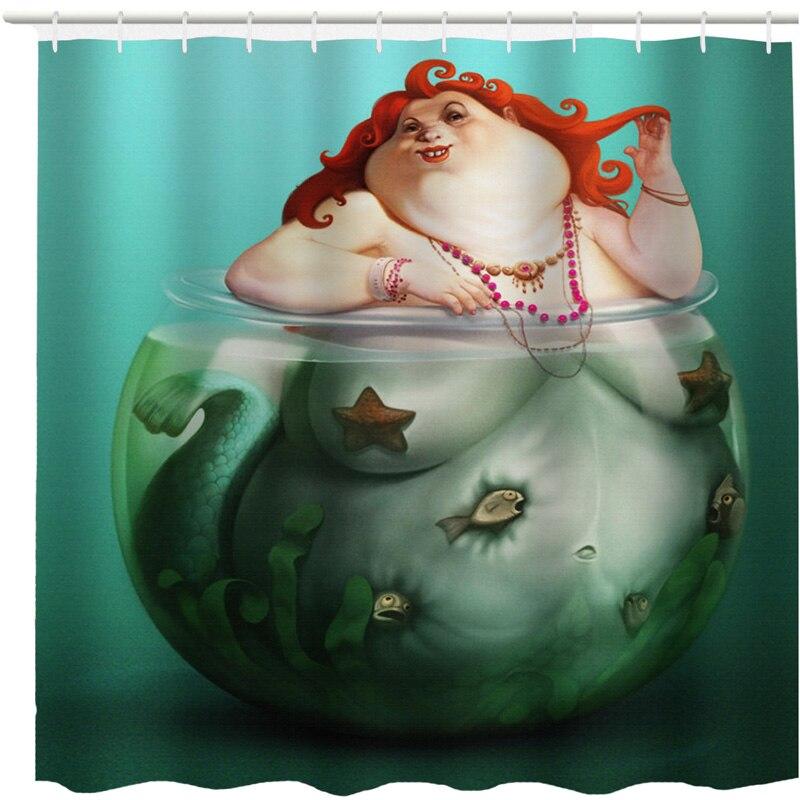 Mermaid Curtains