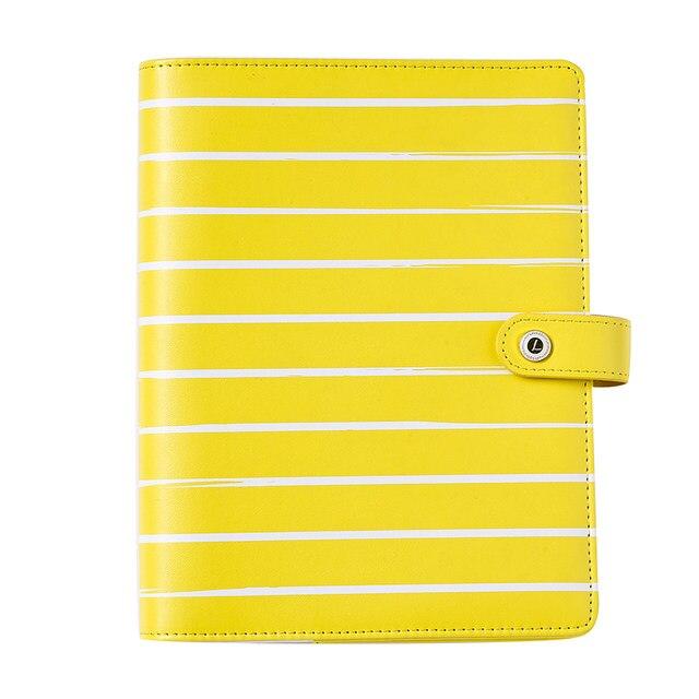online shop lovedoki 2018 spring sunflower yellow notebook personal