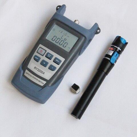 10MW Visual Fault Locator Fiber Optic Tester Optical Power Meter -50~+26 dBm 10MW Visual Fault Locator Fiber Optic Tester Optical Power Meter -50~+26 dBm