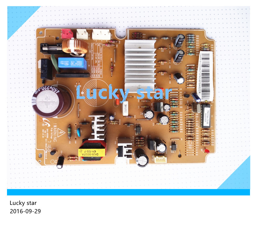 95% new for refrigerator RS21HSRPN frequency conversion board DA41-00288A original refrigerator computer board frequency conversion board da92 00279a da41 00797a