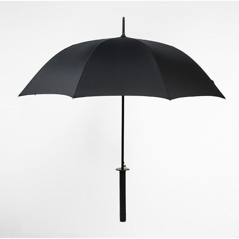Rotating Disc Automatic Tri-Fold Umbrella Parasol Sun Umbrella Sunshade