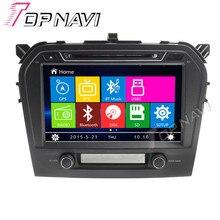 """WANUSUAL 9 """"GPS DVD Del Coche Para Suzuki Vitara 2015-Car Multimedia Radio Audio Estéreo En El Tablero, la Mueca de Dolor sistema"""