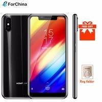 HOMTOM H10 5.85 inch Android 8.1 4GB+64GB Mobile Phone Face ID Fingerprint ID MTK6750T Octa Core 16MP 8MP OTA OTG Smartphone
