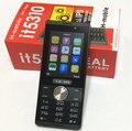 It5310 dual SIM doble modo de espera teléfono móvil 2.8 pulgadas de pantalla del teléfono celular teclado Ruso teléfono h-mobile it5310