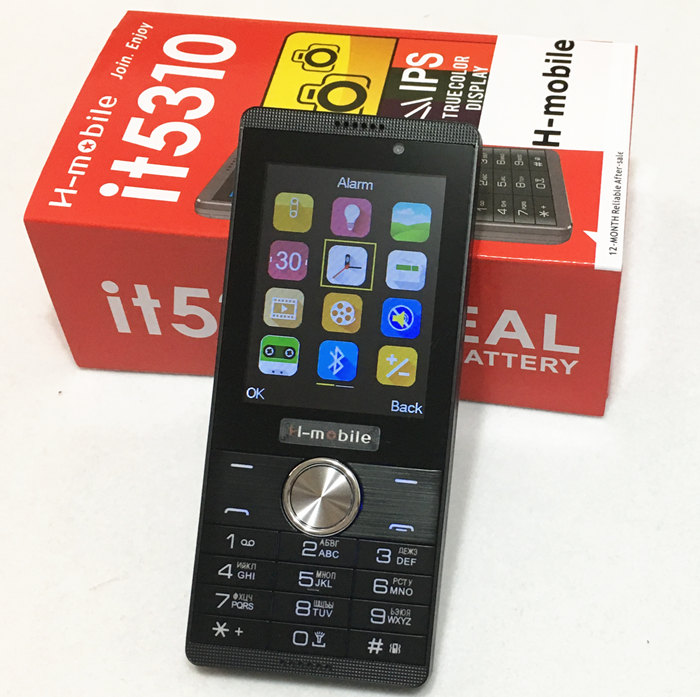 it5310 dual SIM dual standby mobile phone 2 8 inch screen cell phone Russian keyboard phone