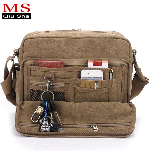 OGRAFF lona bolsas femininas bolsas de marcas famosas bolsa masculina preta  bolsa saco bolsa carteiro bolsa 548384b350