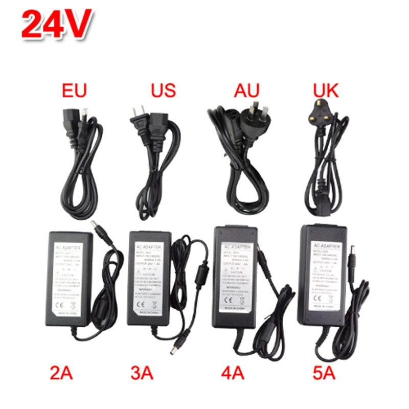 DC 5V 12V 24V 1A 2A 3A 4A 5V 6A 8A 10A LED Power Supply Lighting Transformer AC 220v to DC adapter for 5V 12V 24V Led strip
