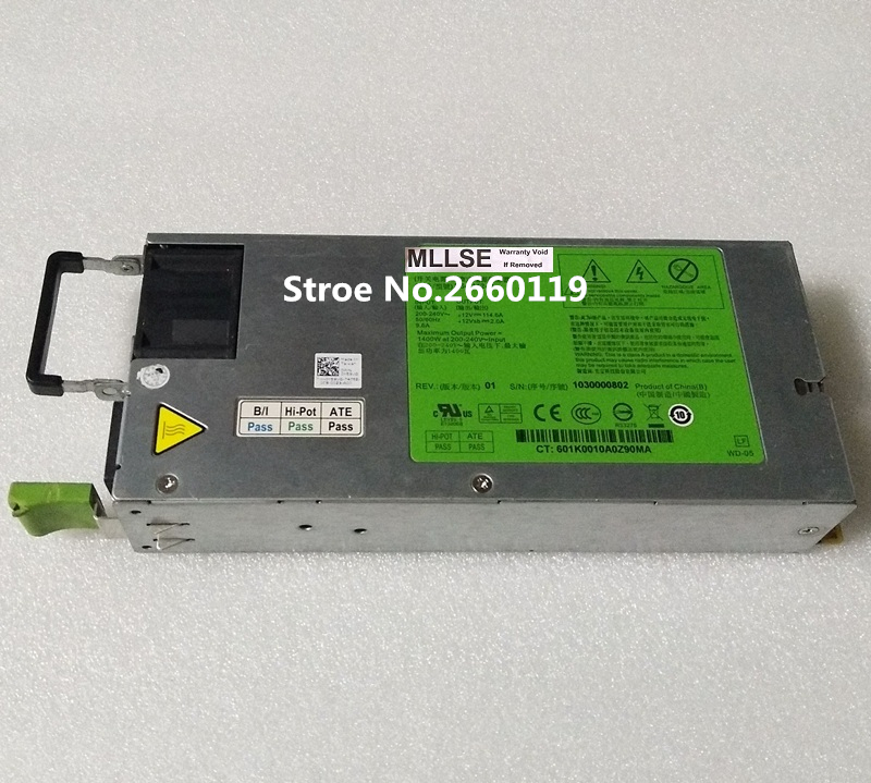 все цены на Server power supply for C6100 C410X 1400W PS-2142-2L fully tested