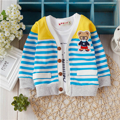 New-Arrival-Baby-sweater-2016-Autumn-Kids-Boys-Girls-Children-knitted-Sweaters-Shirts-Bear-Teddy-knit-baby-cardigan-3
