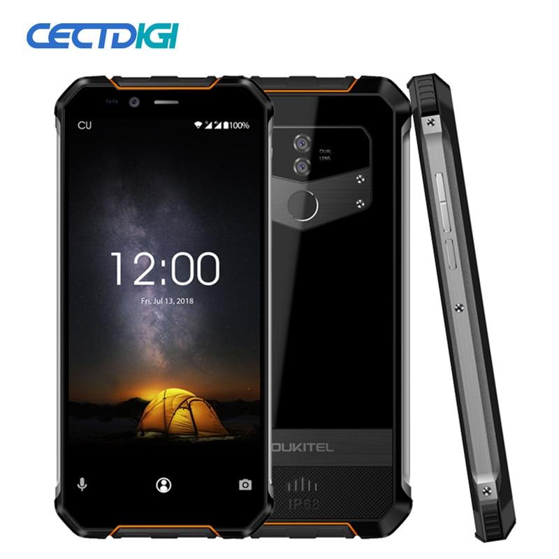 OUKITEL WP1 4GB Octa-Core 13mp New Mobile-Phone Android 8.1 MTK6763 5000mah Original