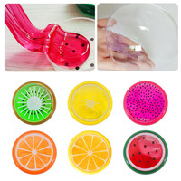Funny Creative Clay Tools Crystal Fruit Clay Intel ...