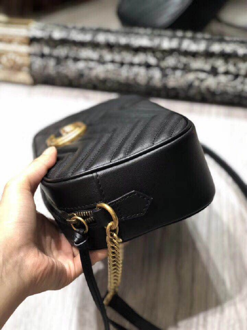 2018 New Brand fashion small and square Bags Real Leather Women's Bags Small Casual Female Shoulder Chain bag free shipping