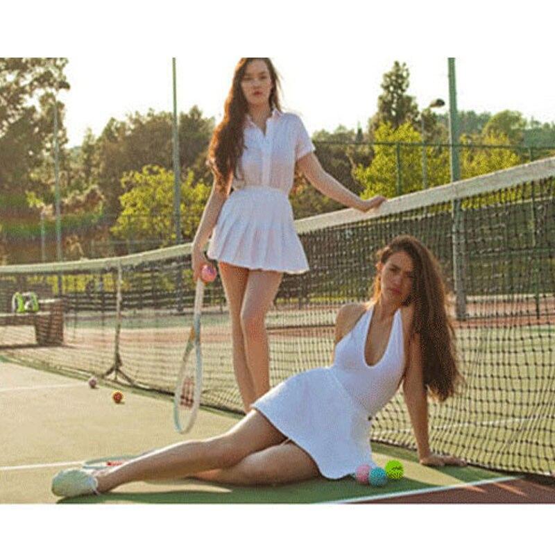 Теннис под юбками