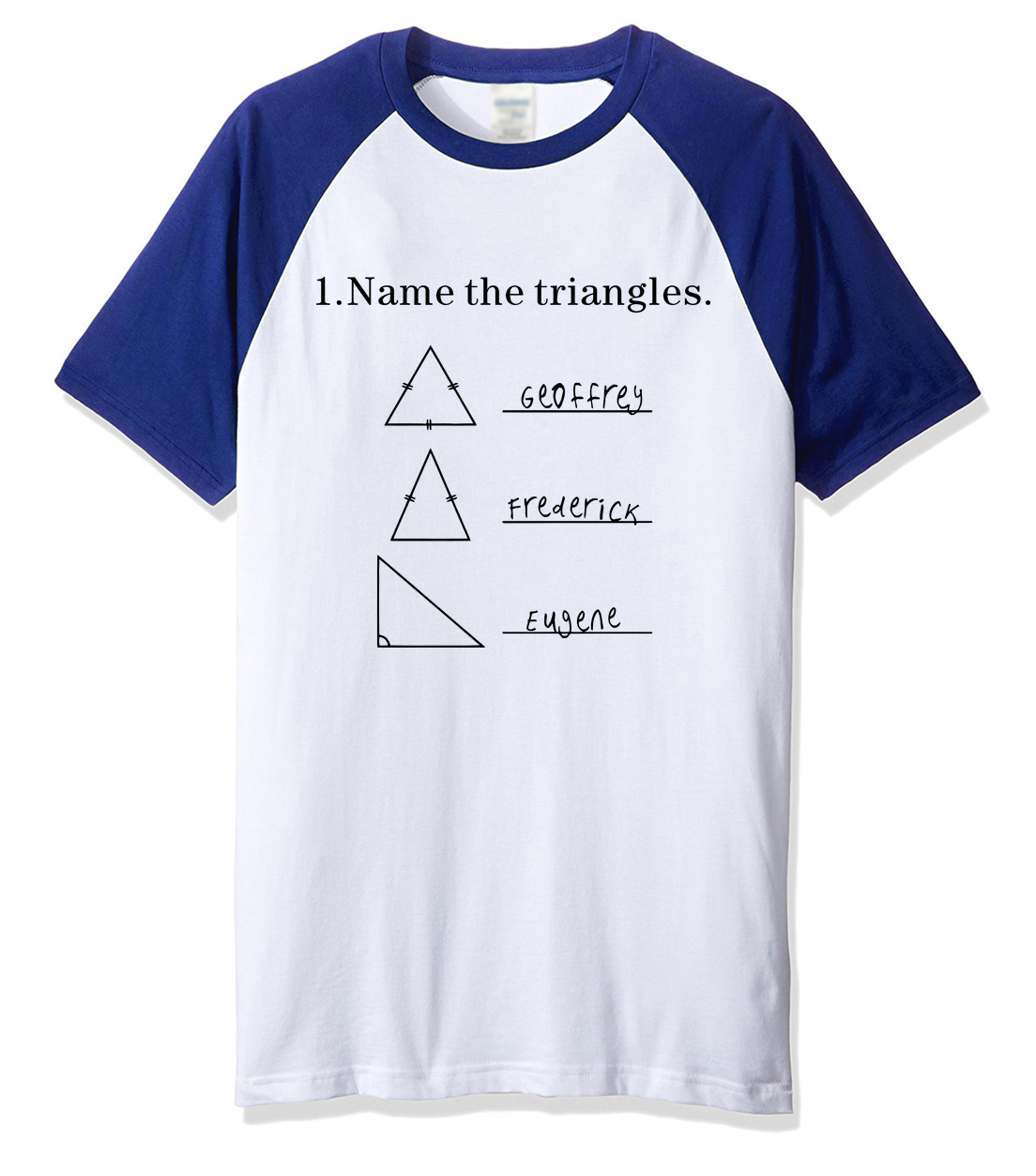T shirt 2017 summer name the triangles men 39 s t shirts for Branded t shirt company names