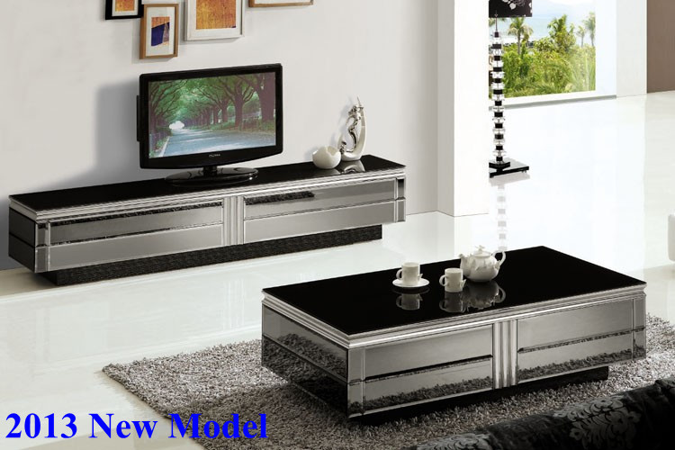 2013 New Model/Home TV Stand/Living Room TV Table/Glass TV Stand In TV  Stands From Furniture On Aliexpress.com | Alibaba Group