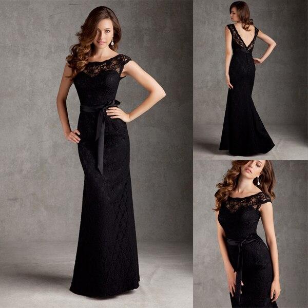Aliexpress vestidos de noche largos