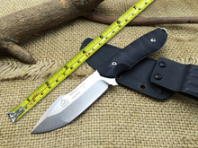 Newest Puma Fixed Blade Knife, Outdoor Tactical Knife, Camping Knives Tools, Jungle Rescue Tools, Gift Knife Hot Sale Promotion