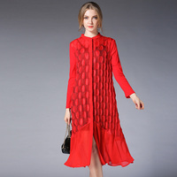 Plus Size Women Clothing Womens Tops And Blouses Loose Long Sleeve Chiffon Shirts Oversize 2018 Spring