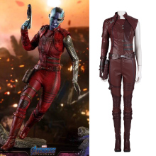 MANLUYUNXIAO Marvel Avengers Endgame High Quality Nebula Cosplay Costume for Women  Anime