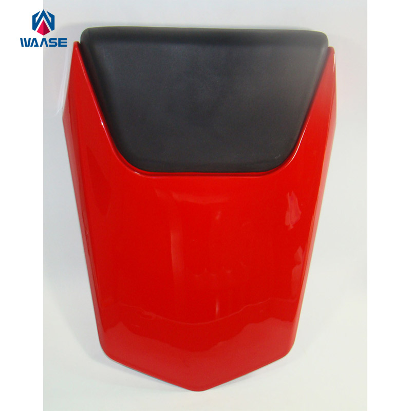Motorcycle Parts Rear Seat Cushions Cover Tail Section Fairing Cowl Red For 2000 2001 Yamaha YZF R1 Accessories