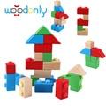 Wooden toys for children montessori educational toy wooden blocks children's intelligence baby toys early education game oyuncak