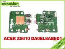Hot sale! For Acer Z5610 USB Audio board DA0EL8AB6D1 Motherboard Part High quanlity free shipping