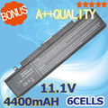 4400 мАч Аккумулятор Для ноутбука Samsung AA-PB2NC3B AA-PB2NC6 AA-PB2NC6B AA-PB4NC6B AA-PB4NC6B/E AA-PB6NC6B AA-PB9NC6W AA-PL2NC9B