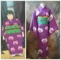 Gintama Toushirou Hijikata kimono Cosplay Costumes