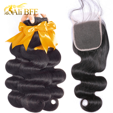 ALI BFF Hair Malaysian Body Wave Bundles with