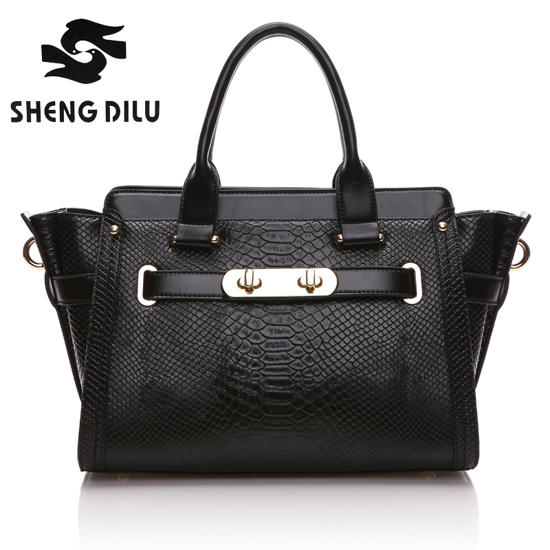 Luxury genuine leather bag female designer smiley trapeze ladies hand bags handbags women famous brands shoulder bags sac femme