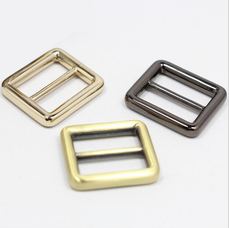 D Buckles Bag Handle DIY Accessories Button Wholesale Purse Frame Bag Hanger Metal Buckles For Bag Strap