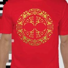 Polynesian Tshirt festival T mens tiki aztec Tee indie yoga spiritual T  shirt 100% Cotton d0dc7d24e6b1