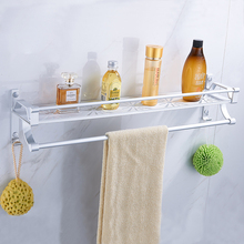 купить SRJ 1PCS Bathroom Corner Shelf Stainless Steel Shower Shampoo Soap Cosmetic Shelves Bathroom Accessories Storage Rack Holder дешево
