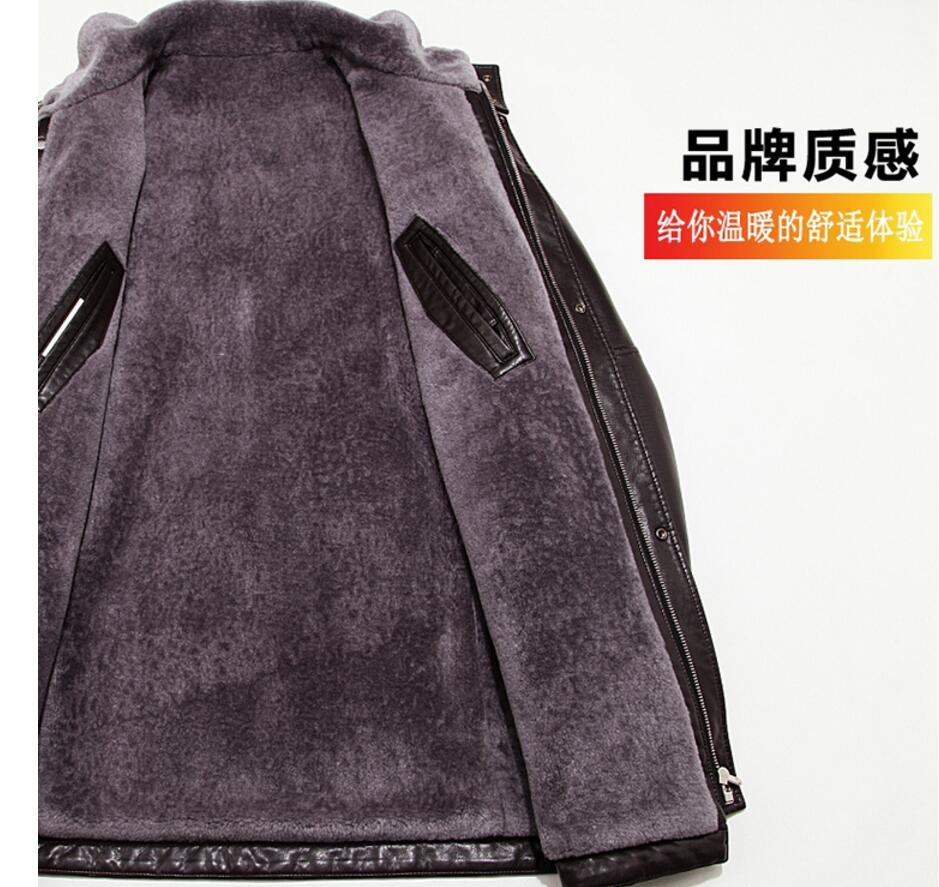 Лучший подарок, теплая куртка, зимняя, для кемпинга, черная, мужская, Толстая куртка, зарядка, одежда, китайская фабрика, размер M XXL - 4