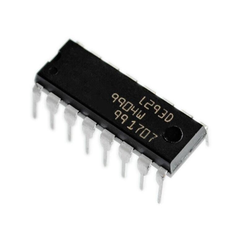 10 шт./лот L293D DIP16 L293 DIP новый и оригинальный IC